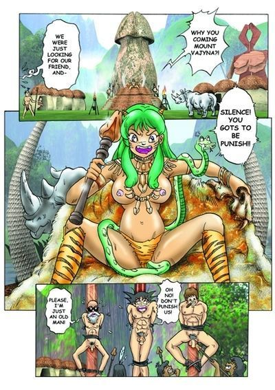 Lara croft- Jungle Fever