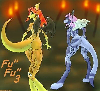 [MainNM-e] FURRY FURORE 3