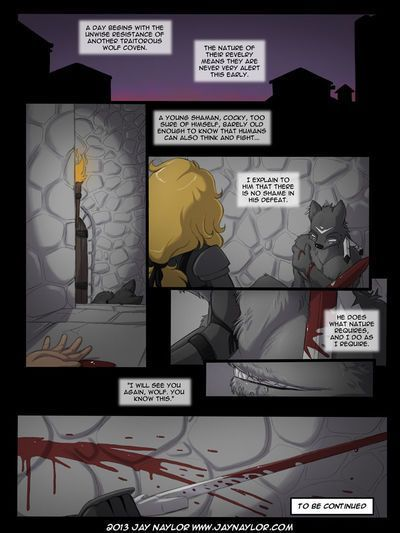 [Jay Naylor] Rise of the Wolf Queen - Part 1: The Inquisitor