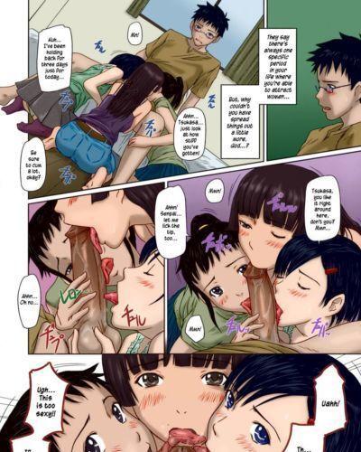 Kisaragi Gunma Giri Giri Sisters Ch. 1-4+Extra SaHa Colorized Decensored - part 5