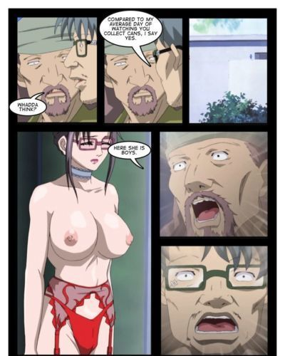 Submissive Mother - Chapter 1-6 - part 8