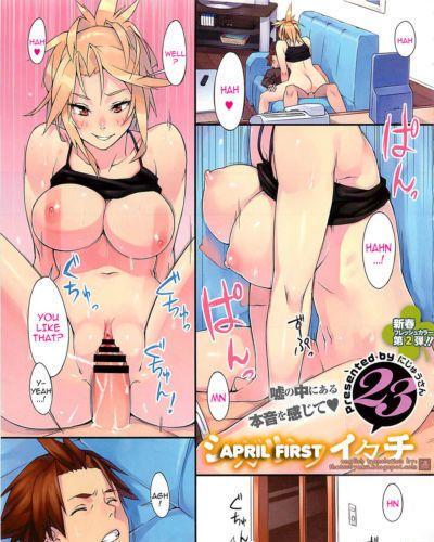 23 Shigatsu Tsuitachi - April First (COMIC Megastore 2012-06) thetsuuyaku