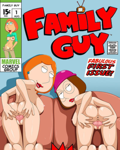 Family Guy Cover Pinups