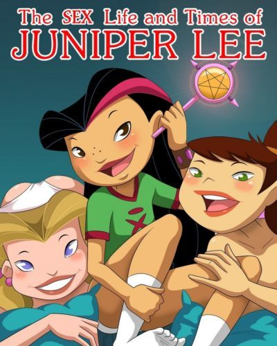 Sex Life And Times Of Juniper Lee