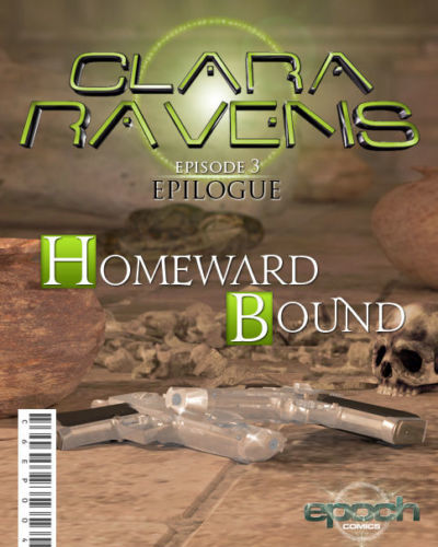 Clara Ravens 3- Homeward Bound