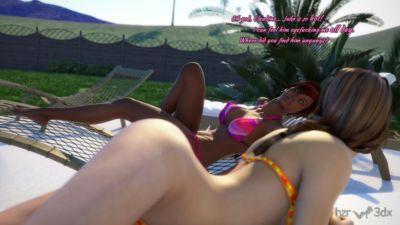 HZR – One Hot Summer- Affect3D - part 2