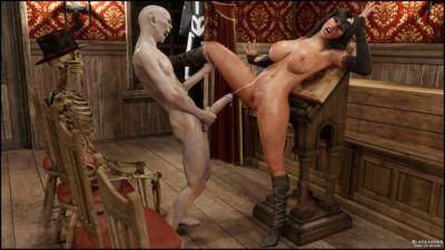 blackadder Cadılar Bayramı D seks - PART 4