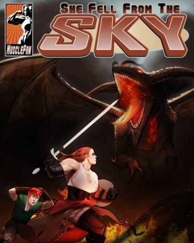 Musclefan- She Fell From The Sky 2