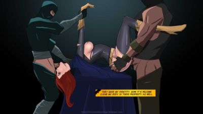 Leadpoison- The Fall of Batgirl - part 2