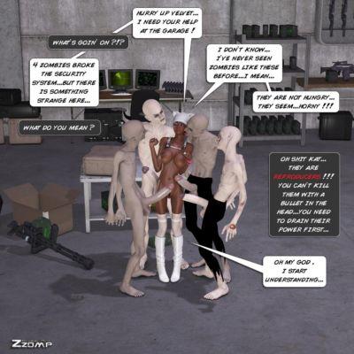 Zzomp – Kat & Velvet & Zombies - part 3