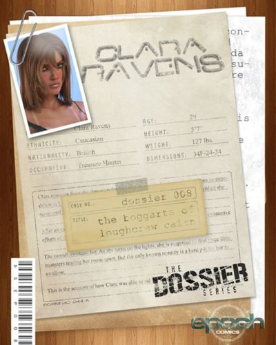 The Dossier 08- Epoch- Clara Ravens