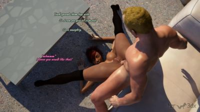 HZR – One Hot Summer- Affect3D - part 11
