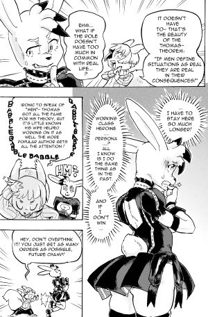 Furry Fight Chronicles - part 4