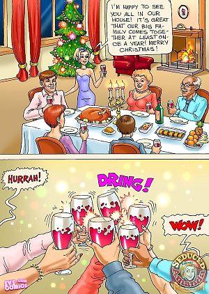 Noël la turquie séduit Amanda