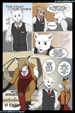 The Valet And The Vixen 1