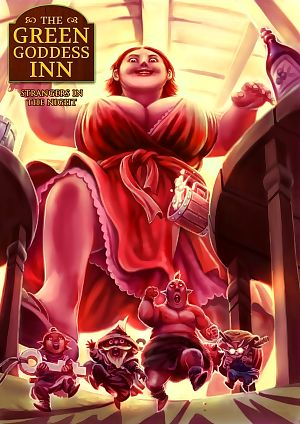 Giantessfan- The Green Goddess INN 2