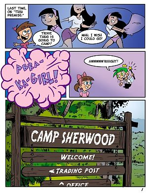 camp sherwood - 부품 6