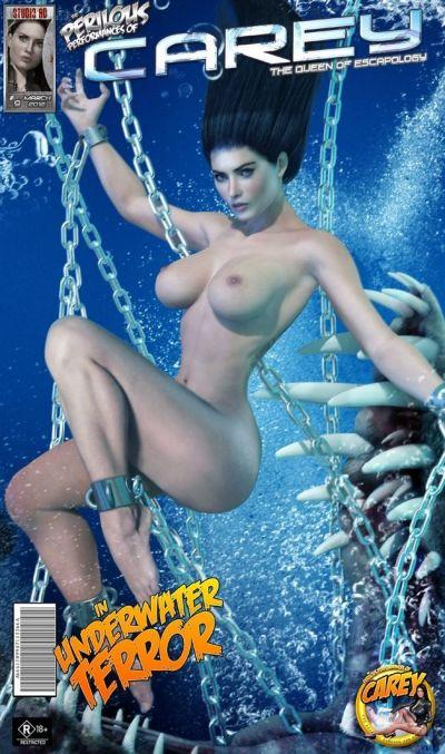 Carey – Underwater terror
