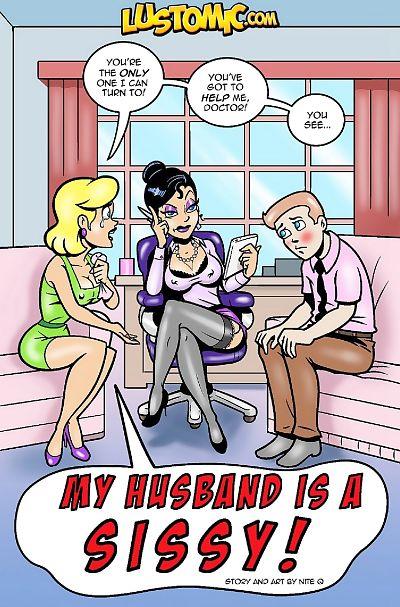 lustomic il mio marito è un sissy