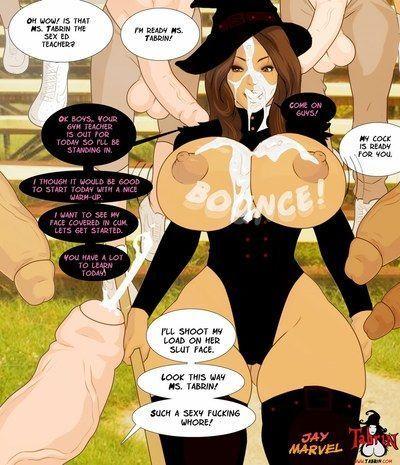 Jay Marvel tabrin sexed Klasse Spendenaktion - Teil 2