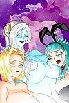 Dragonball Xxxenoverse (Dragon Ball Z)- Bill Vicious