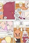 Naru X Hina X Saku (Naruto)- Jay Marvello