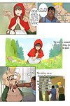 Little Red Riding Hood\'s Adult Picture Book
