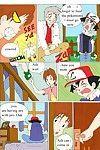 Покемон инцест комикс
