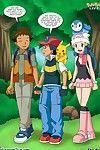 Wet Dreams (Pokemon)- Palcomix - part 2