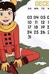Loli Club Calendar 2017