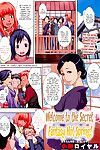 [Koyanagi Royal] Mugen Hitou e Youkoso! - Welcome to the Secret Fantasy Hot Spring! (COMIC HOTMiLK 2013-02)  [The Lusty Lady Project]