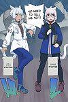 Hebisakudou (Yoshida Hebisaku) Neko Daisuki XIV (Final Fantasy XIV) {Cutegirls} Digital