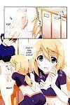 (C85) Chagashi Saiban (Yamabuki Mook) Naisho no Roommate - Secret Roommate (IS ) RapidSwitch+Life4Kaoru