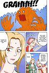 (C72) Naruho-dou (Naruhodo) Tsunade no Inchiryou - Tsunade\'s Sexual Therapy (Naruto) Colorized
