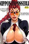 (Futaket 5) Niku Ringo (Kakugari Kyoudai) NIPPON IMPOSSIBLE (Street Fighter IV) Colorized Decensored