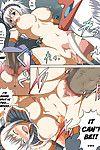 (C76) An-Arc (Hamo) Kirin no Hanshokuki X (Monster Hunter) XHakuX