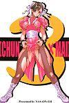 (C60) NAS-ON-CH (NAS-O) Demongeot 3 (Chun x Mai) (King of Fighters, Street Fighter) Hmanga-Project