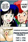 Mental Specialist (Watanabe Yoshimasa) Prescription Vol.3 (Dirty Pair) {Delete Me}