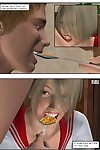 Rooming With Mom- 3D Incest - part 5