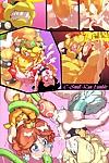 Mushroom Kinkdom- Super Mario Bros.