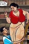 Velamma 67- Milf Masala - part 2