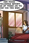 Savita Bhabhi 68- Undercover Bust - part 2