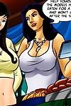 Savita Bhabhi -71 – Pussy on the Catwalk - part 2