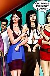 Savita Bhabhi -71 – Pussy on the Catwalk - part 8
