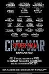 Spiderman Civil War- Tracy Scops