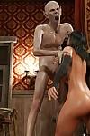 blackadder हेलोवीन D सेक्स - हिस्सा 4