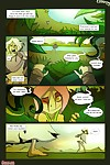 Of Snake and Girl 2- Teasecomix - part 2