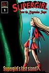 Supergirl Demonic Bloodsport