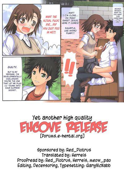 (FF15) [Aokihoshi (Flyking)] Toaru Mousou no Houden Shoujo - Delusional Electrical Maiden (Toaru Kagaku no Railgun)..