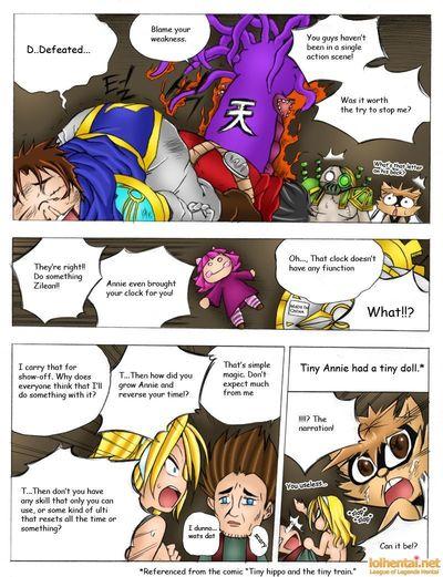 [KimMundo] 서버가 맛이가면 - When the Servers go Down (League of Legends)..